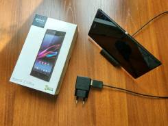 Sony Xperia Z Ultra. Б/у, 16 Гб, Черный, 3G, 4G LTE, Защищенный