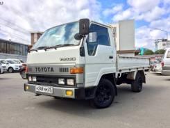 Toyota ToyoAce. Бортовой, односкатный, бензин, не конструктор, категория В., 1 500кг., 4x2