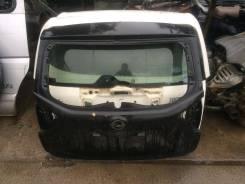 Дверь багажника. Nissan Terrano, D10 Двигатели: F4R, H4M, K4M