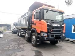 Scania G440. B8x4HZ, 13 000куб. см., 50 000кг. Под заказ