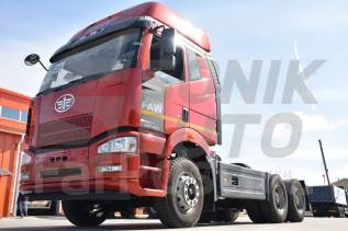 FAW J6. Продам седельный тягач CA4250 (6x4), 11 040куб. см., 60 000кг. Под заказ