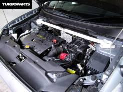 Радиатор охлаждения двигателя. Mitsubishi RVR, GA3W Mitsubishi ASX, GA3W Двигатель 4B10