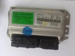 Блок управления двигателем 0261206631 K2N3DOMA5D Spectra, Rio, Accent