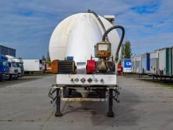 Сеспель 964809. Полуприцеп-цистерна (цементовоз) Сеспель 2012 г/в, 35 030кг.