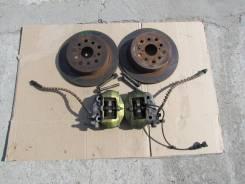 Суппорт тормозной. Toyota Celsior, UCF30, UCF31 Lexus LS430, UCF30 Двигатель 3UZFE