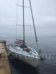 Продам парусную яхту. Длина 13,41м., 1989 год год