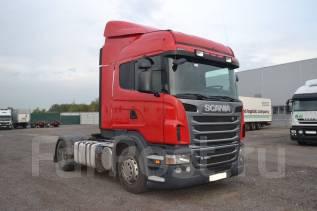 Scania G420. Седельный тягач 2011 года, 11 700куб. см., 20 500кг.