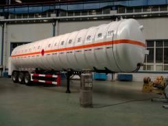 55.2 LNG, 2018. Полуприцеп LUXI для транспортировки СПГ, 31 000кг. Под заказ