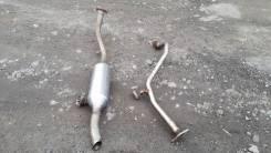 Глушитель. Toyota Corolla