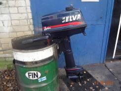 Selva. 4,00л.с., 2-тактный, бензиновый, нога S (381 мм), 2003 год год