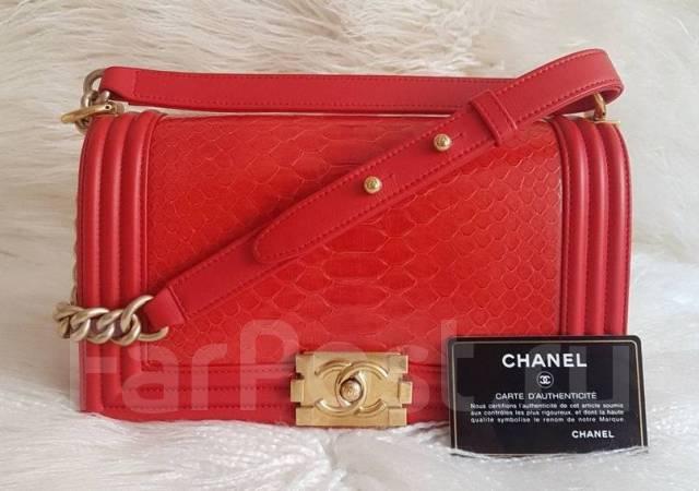 28d3464c5064 Сумка Chanel BOY новая. Италия - Аксессуары и бижутерия в Москве