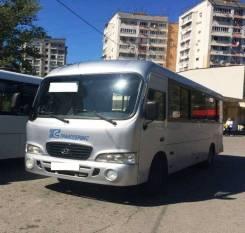Hyundai County. Продам городской автобус 2010 года, 130 мест, С маршрутом, работой