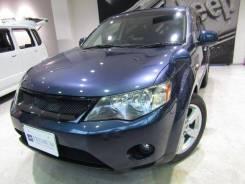 Mitsubishi Outlander. автомат, 4wd, 2.4 (170л.с.), бензин, 97тыс. км, б/п, нет птс. Под заказ