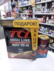 TCL. Вязкость 5W-40