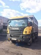 Scania P400. , 12 740куб. см., 32 000кг.