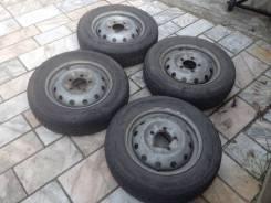 """Комплект колёс на Ниву. x16"""" 5x139.70"""