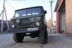 ГАЗ 66. Продам Газ 66, 4 350куб. см., 3 000кг., 4x4
