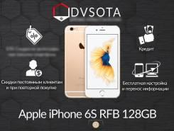 Apple iPhone 6s. Новый, 128 Гб, Желтый, Золотой, 4G LTE, Защищенный