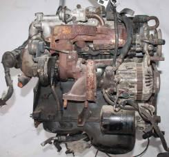 Двигатель Mitsubishi 4D65-T на Galant E34R E34A Lancer Mirage CD7A