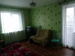 1-комнатная, пос. Врангель, Бабкина. Береговая, агентство, 32кв.м. Комната