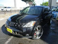 Nissan Murano. автомат, передний, 2.5 (163л.с.), бензин, 84тыс. км, б/п, нет птс. Под заказ