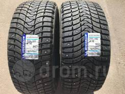 Michelin X-Ice North 3. Зимние, шипованные, 2016 год, без износа, 4 шт. Под заказ