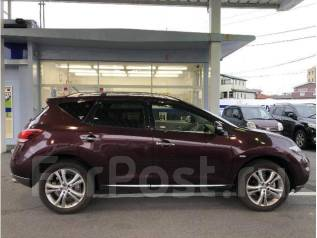 Nissan Murano. автомат, 4wd, 3.5 (260л.с.), бензин, 10тыс. км, б/п, нет птс. Под заказ