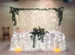 Аренда свадебного декора. Ширма/пресс волл/цветы/на мероприятие/свадьба