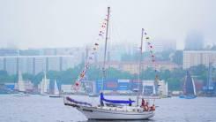 Продам парусную яхту: Formosa-41'. Длина 12,00м., 1975 год год