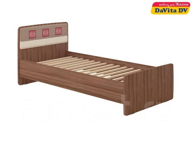 кровать односпальная розали 9604 мебель в хабаровске