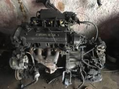 Двигатель Toyota 5A в разборе