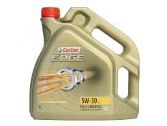 Castrol Edge. 5W-30, синтетическое, 4,00л.