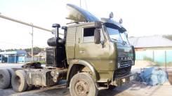 КамАЗ 5410. Продам седельный тягач с прицепом, 20 000кг., 6x4