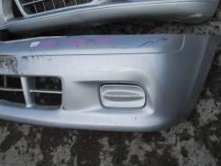 Бампер. Mazda Demio, DW5W Двигатель B5E