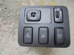 Кнопка управления зеркалами. Lexus GX470