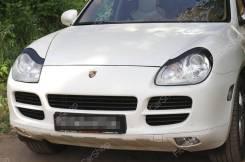 Накладка на фару. Porsche Cayenne, 955, 957 Двигатели: M022Y, M059D, M4800, M4801, M4850, M4850S, M4851, M5501