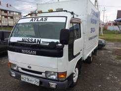 Nissan Atlas. Ниссан Атлас, 2 500куб. см., 1 500кг.
