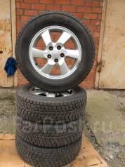 Dunlop Grandtrek SJ6. Зимние, без шипов, 2016 год, 5%, 4 шт