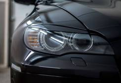 Накладка на фару. BMW X6, E71 BMW X5, E70 Двигатели: S63B44, S63B44O0