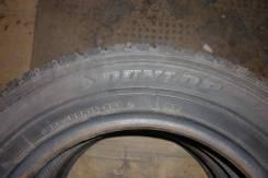 Dunlop + YOKOHAMA, 185/65R15. Зимние, шипованные, 10%, 4 шт