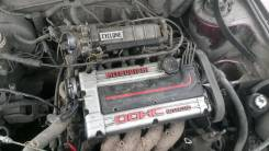 Комплект топливных форсунок на рампе MMC Galant E35A 4G67. Mitsubishi: Eclipse, L200, Pajero, Delica, Debonair, Chariot, Galant, Lancer, Mirage, Etern...
