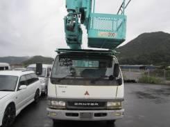 Mitsubishi Fuso Canter. Автовышка Mitsubishi Canter 22 м., 5 200куб. см., 22,00м.