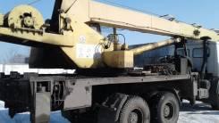 Машека КС-55727-1. Продажа автокрана МАЗ 630303, 11 150куб. см., 25 000кг., 28м.