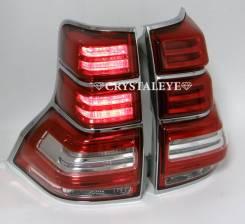 Стоп-сигнал. Toyota Land Cruiser Prado, GDJ150, GDJ150L, GDJ150W, GRJ150, GRJ150L, GRJ150W, KDJ150, KDJ150L, LJ150, TRJ150, TRJ150L, TRJ150W, GRJ151W...