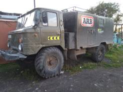 ГАЗ 66. Продам газ-66, 4 200куб. см., 2 000кг., 4x4