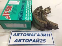 Колодки барабанные задние jFBK FN-1261 44060AX025, 44060AX026, AY360NS089