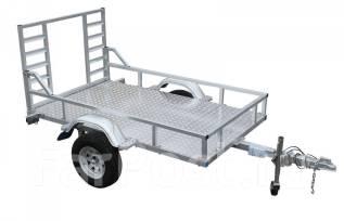 Прицеп для квадроцикла, мототехники (2400x1400мм)ATV350. Г/п: 400кг., масса: 585,00кг.