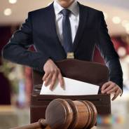 Судебные юристы.