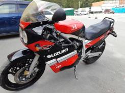 Suzuki GSX-R 750. 750куб. см., исправен, птс, с пробегом