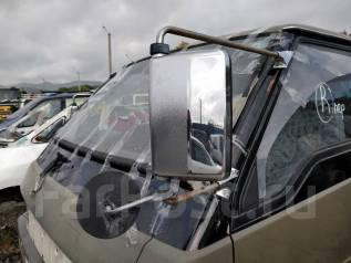 Зеркало заднего вида боковое. Mitsubishi Delica, P25W, P35W Двигатель 4D56